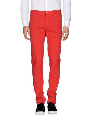 Peuterey Casual Pants In Red