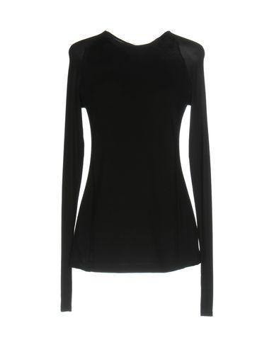 Donna Karan T-shirt In Black