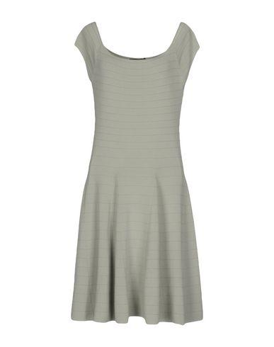 Donna Karan Knee-length Dress In Light Grey