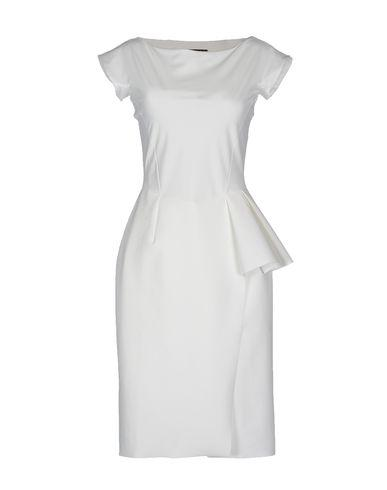 Chiara Boni La Petite Robe Knee-length Dress In White