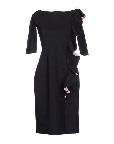 Chiara Boni La Petite Robe Short Dress In Black