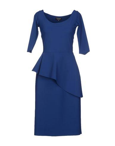 La Petite Robe Di Chiara Boni Knee-length Dress In Blue