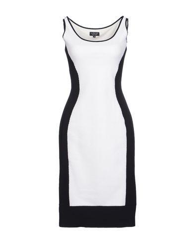 La Petite Robe Di Chiara Boni Knee-length Dress In White