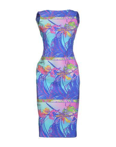 Chiara Boni La Petite Robe Knee-length Dress In Blue