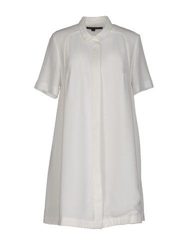 French Connection Shirt Dress In White