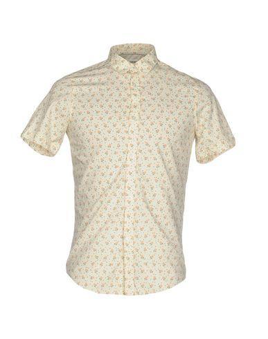 Ben Sherman Shirts In Ivory