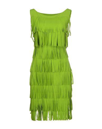 La Petite Robe Di Chiara Boni Short Dress In Green