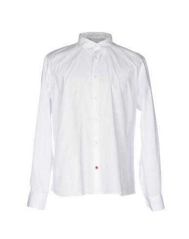 Peuterey Solid Color Shirt In White