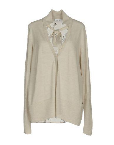 Akris Punto Cardigan In Beige