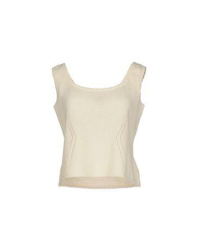 St. John Top In Ivory