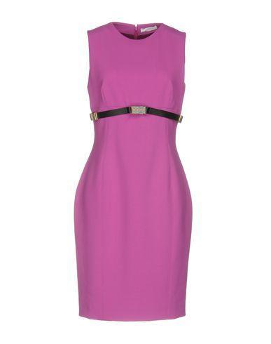 Versace Knee-length Dresses In Light Purple