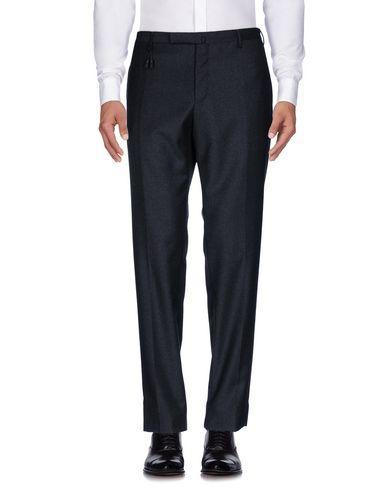 Incotex Casual Pants In Steel Grey