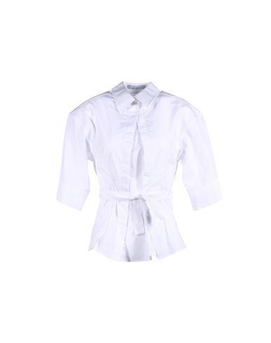 Palmer Harding Solid Color Shirts & Blouses In White