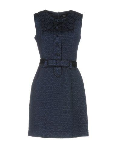 Raoul Short Dress In Dark Blue