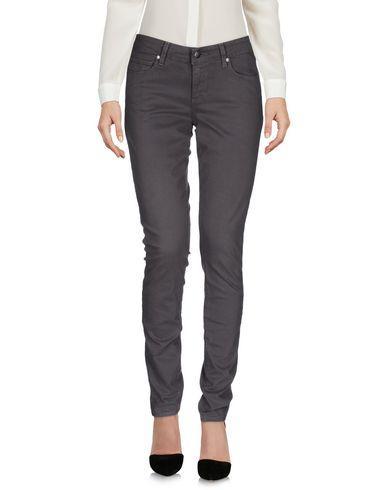Paige Premium Denim Casual Pants In Grey