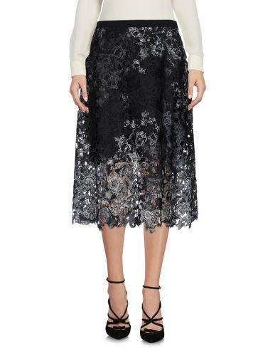Elie Tahari 3/4 Length Skirts In Black