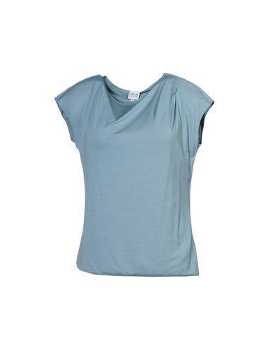 Armani Collezioni T-shirts In Sky Blue