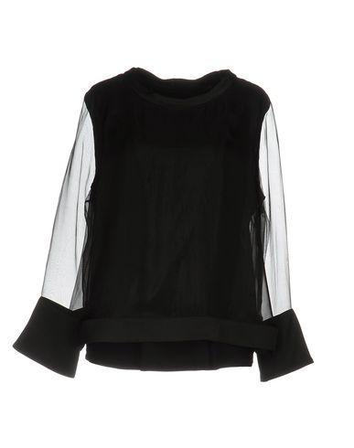 Armani Collezioni Blouses In Black