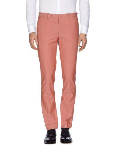 Incotex Casual Pants In Pastel Pink