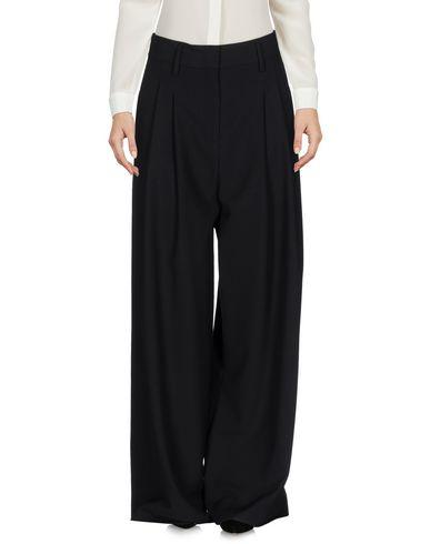 Piazza Sempione Casual Pants In Black