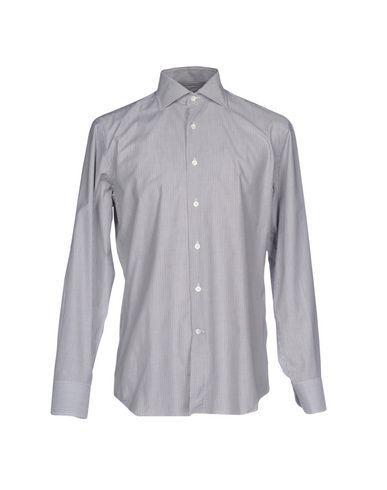 Canali Shirts In Grey