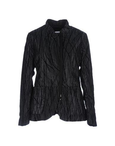 Armani Collezioni Down Jackets In Black