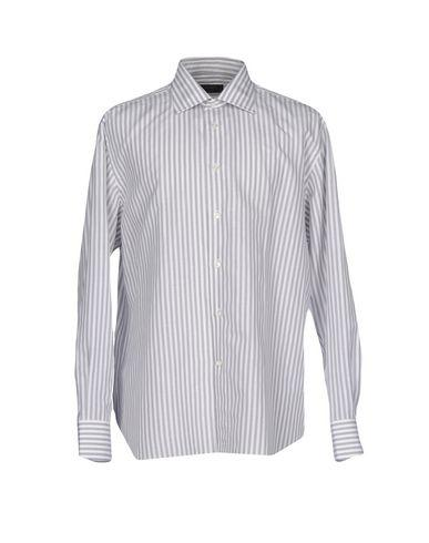 Canali Shirts In Grey