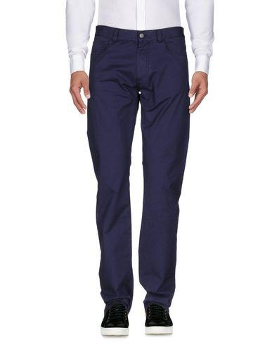 Canali Casual Pants In Blue