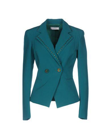 Versace Blazers In Turquoise