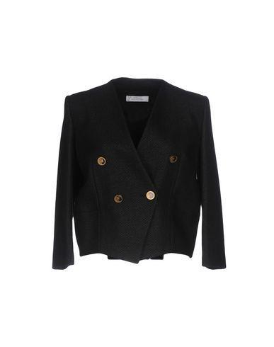 Versace Blazers In Black