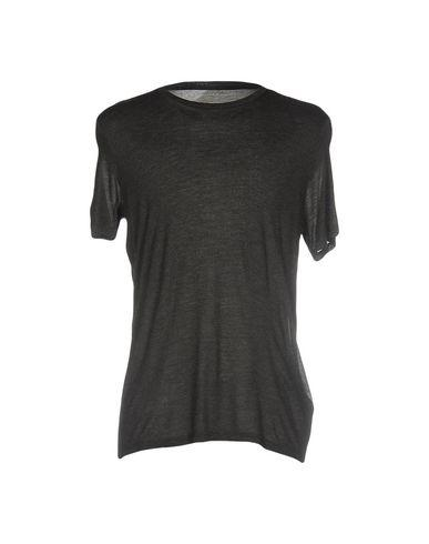 Majestic T-shirts In Steel Grey