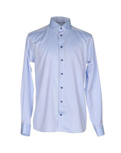 Eton Shirts In Sky Blue