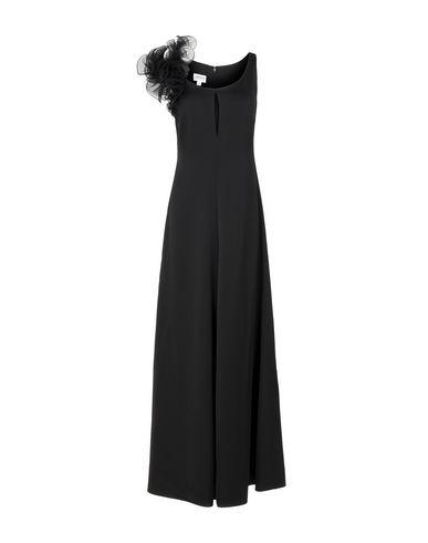 Armani Collezioni Evening Dress In Black