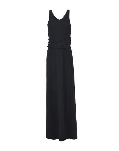 Armani Collezioni Long Dresses In Black
