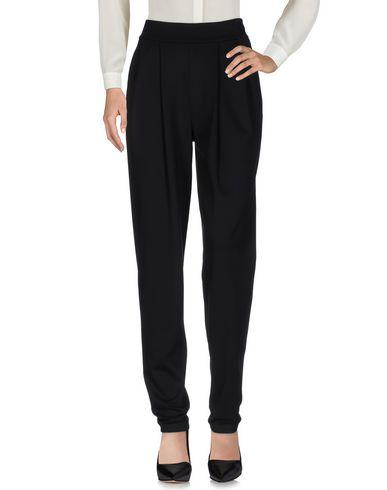 Donna Karan Casual Pants In Black