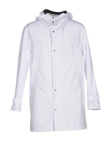 Peuterey Overcoats In White
