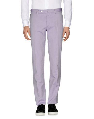 Incotex Casual Pants In Light Purple