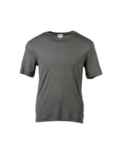 Armani Collezioni T-shirts In Military Green