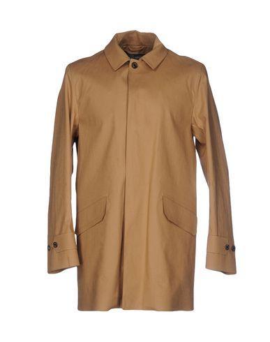 Sealup Overcoats In Camel