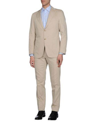 Canali Suits In Beige
