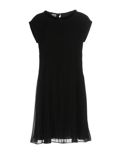 Armani Collezioni Short Dress In Black