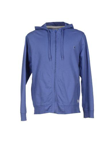 French Connection Hooded Sweatshirt In Purple