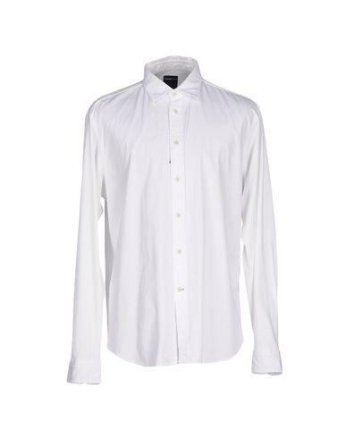 Zegna Sport Solid Jacquard Sport Shirt In White