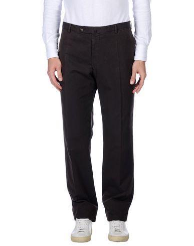 Incotex Casual Pants In Dark Brown