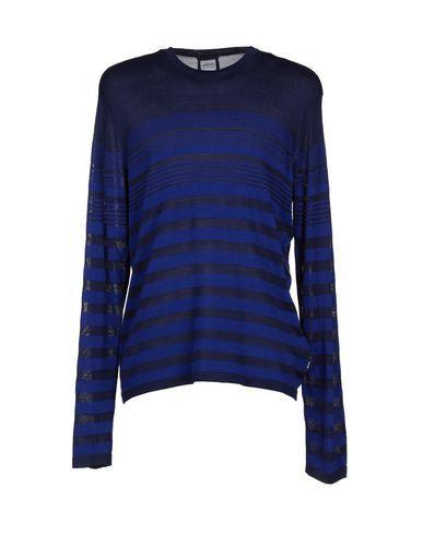 Armani Collezioni Sweater In Dark Blue