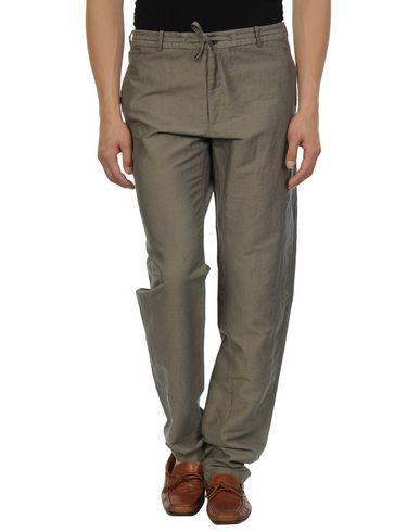 Armani Collezioni Casual Pants In Khaki