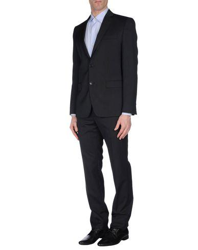 Versace Suits In Black