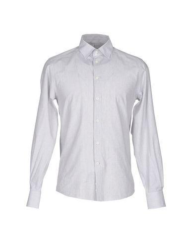 Versace Shirts In Light Grey
