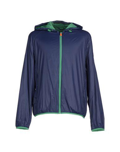 Save The Duck Jacket In Dark Blue
