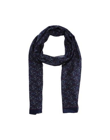 Eton Scarves In Dark Blue